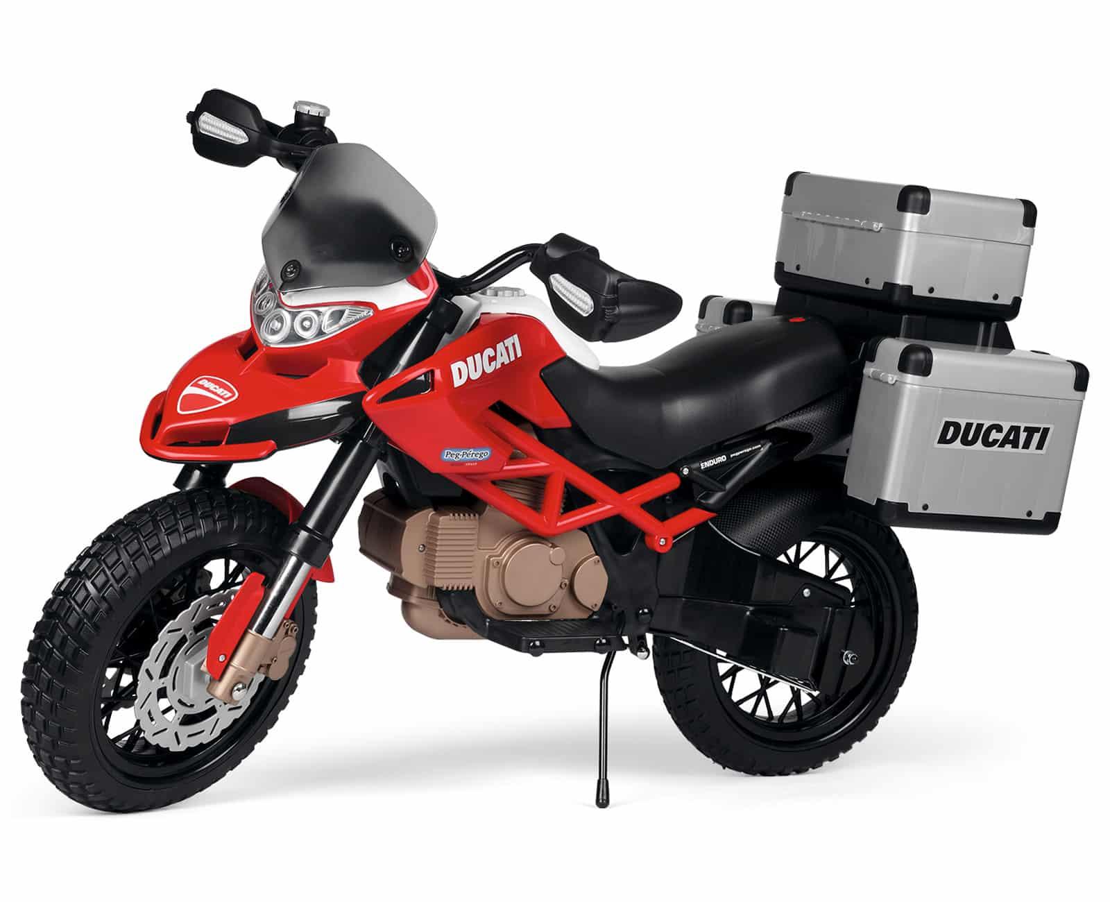 Comment choisir une moto électrique pour enfant de la marque Peg Perego ?