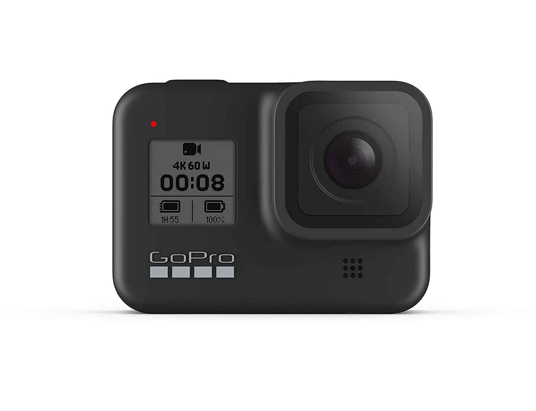 GoPro HERO8 Black– Le Cadeau de Noël pour les amateurs de sports extrêmes – Avis & Test