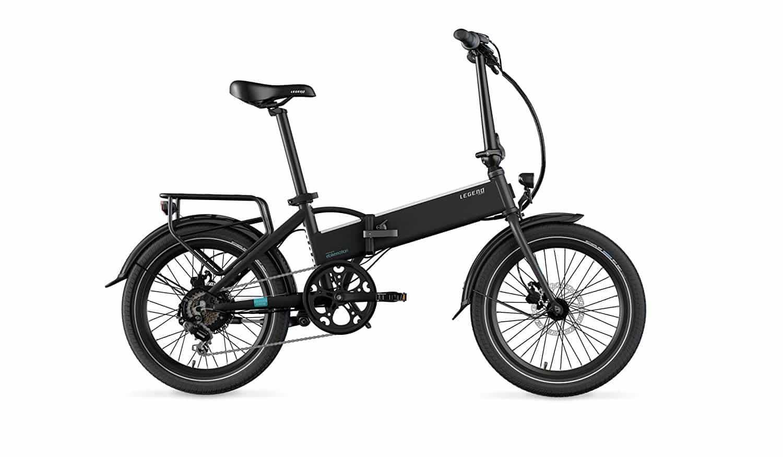 Monza de Legend Ebikes– Le vélo électrique pliant – Avis & Test