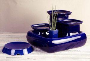 Fontaine à eau en céramique